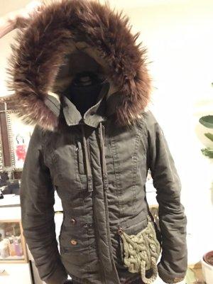 Khujo Giacca invernale cachi