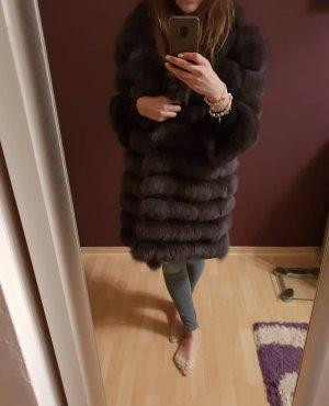 100 Pelt Coat multicolored pelt