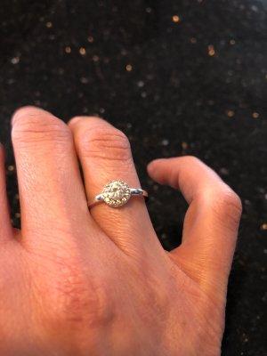 Echtsilber Ring neu
