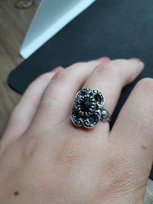 Echtsilber Ring Vintage