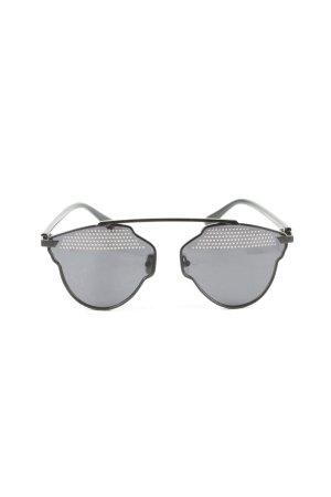 Angular Shaped Sunglasses black extravagant style