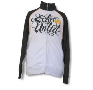 Ecko HIP HOP Sweatshirt, Neu, weiß/schwarz !!!!!!!