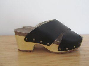 *Ecote*Urban Outfitters*Clogs*Gr.40*schwarz*