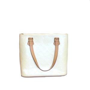 Ecru Louis Vuitton Shoulder Bag