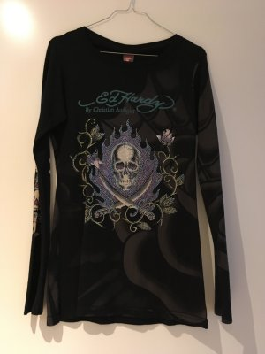 Ed Hardy langarm Shirt
