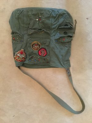 Ed Hardy Military Bag