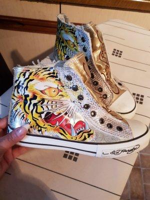 ed Hardy Sneaker tiger gr 37/38