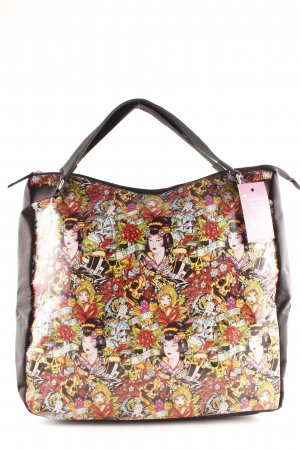 Ed Hardy Tote Motivdruck Casual-Look