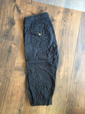 Edc Esprit 3/4 Length Trousers black
