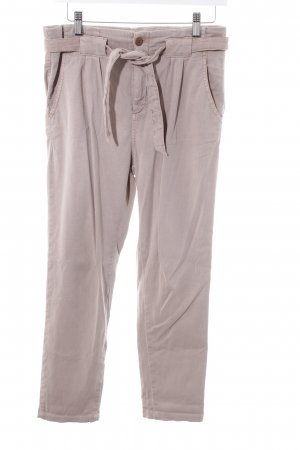 edc Pantalone a 7/8 rosa antico stile casual