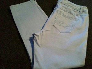 EDC 7/8 Jeans in hellblau