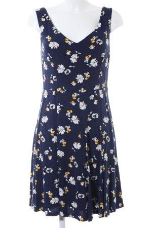 edc A-Linien Kleid florales Muster Beach-Look