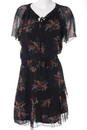 edc A-Linien Kleid florales Muster Boho-Look