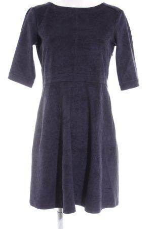 edc A-Linien Kleid stahlblau Casual-Look