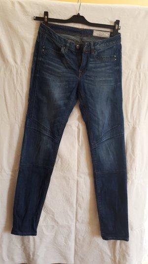 Edc Esprit Biker Jeans steel blue