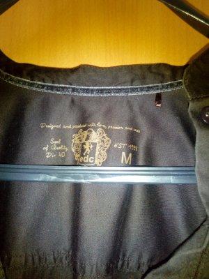 edc Bluse braun M, kaum getragen