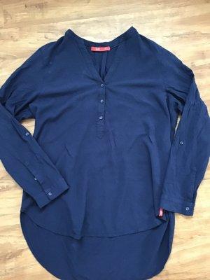 EDC Bluse dunkelblau, angenehm zu tragen