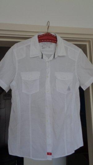 edc Cols de blouses blanc coton
