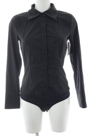 edc Bodysuit Blouse black business style