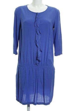 edc Blusenkleid blau Casual-Look