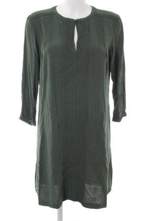 edc Blusenkleid waldgrün Casual-Look