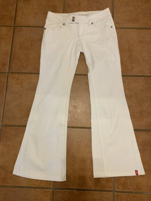 edc by Esprit Boot Cut Jeans white