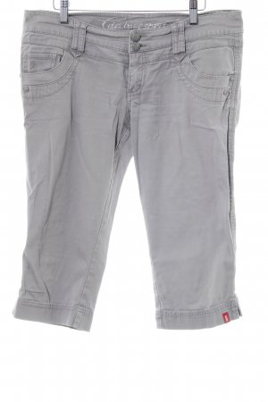 edc by Esprit Pantalone a 3/4 grigio stile semplice