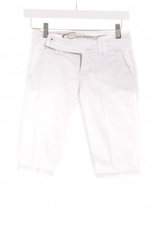 edc by Esprit Jeans a 3/4 bianco stile casual