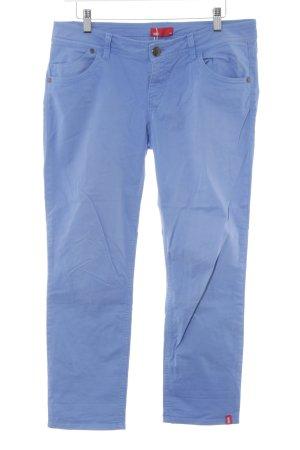edc by Esprit 7/8-Hose kornblumenblau Casual-Look