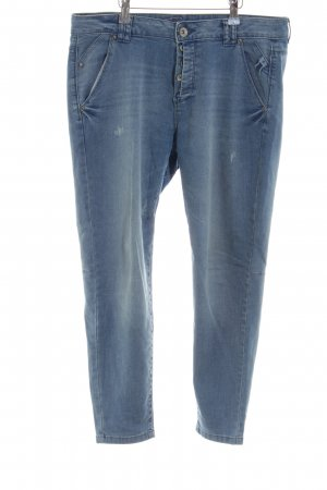 edc by Esprit 7/8-jeans blauw casual uitstraling