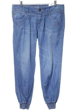 edc by Esprit 7/8 Jeans himmelblau Boho-Look