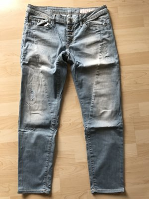 EDC by Esprit 7/8 Jeans Inch 30 ( Gr 40)