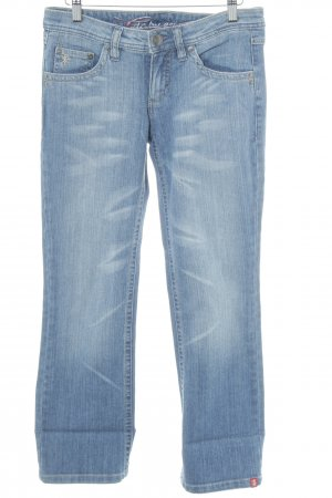 edc by Esprit 7/8-jeans korenblauw casual uitstraling