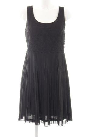 edc by Esprit A-Linien Kleid schwarz Elegant