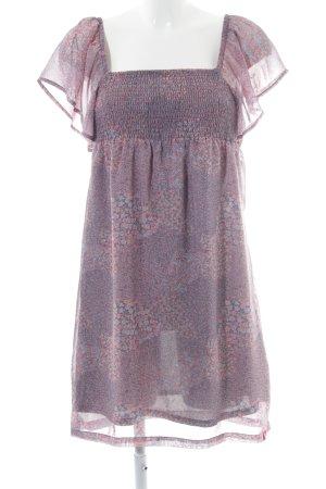 edc by Esprit Babydoll Dress flower pattern casual look