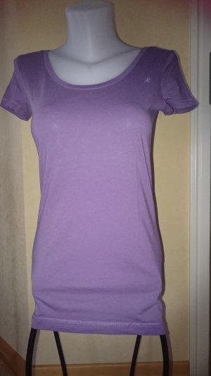 Edc by Esprit Basic T-shirt Gr M lila
