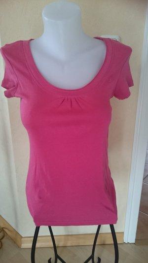 Edc by Esprit Basic T-shirt Gr M Rosa