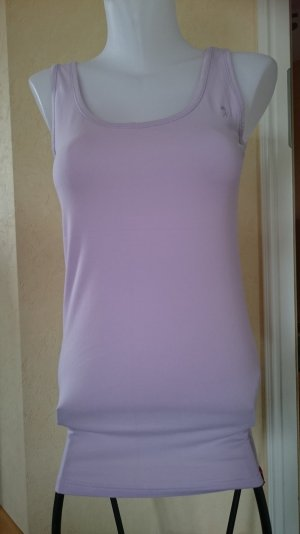 Edc by Esprit Basic Top Gr L Flieder