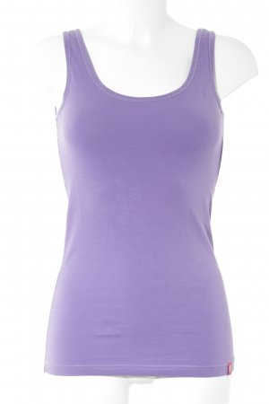 edc by Esprit Basic Top helllila Casual-Look