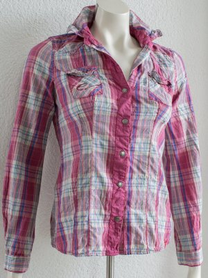 EDC BY ESPRIT ~ BLUSE HEMD SHIRT ~ SIZE XS