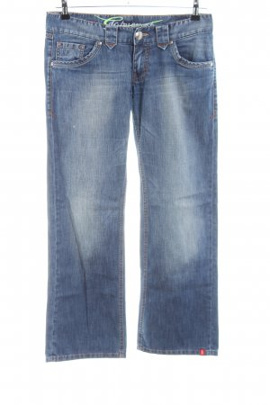 edc by Esprit Boot Cut Jeans blue casual look