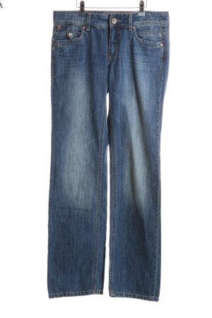edc by Esprit Boot Cut spijkerbroek blauw casual uitstraling