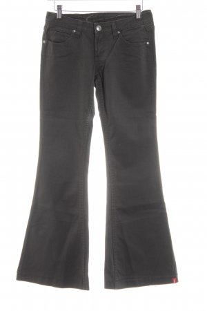 edc by Esprit Boot Cut Jeans black casual look