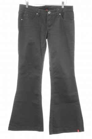 edc by Esprit Boot Cut Jeans dunkelgrau Casual-Look
