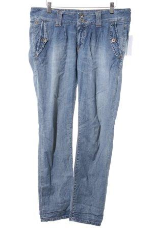 edc by Esprit Boyfriend jeans azuur boyfriend stijl