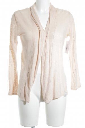 edc by Esprit Cardigan apricot meliert Casual-Look