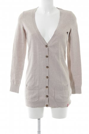 edc by Esprit Cardigan creme Casual-Look