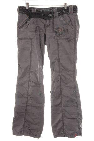 edc by Esprit Pantalon cargo gris clair style extravagant