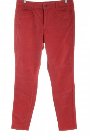 edc by Esprit Cordhose rot Casual-Look