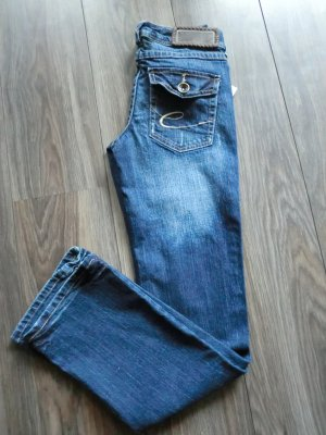 EDC by Esprit Five Bootcut Jeans Gr. 34 Regular NEU mit Etikett